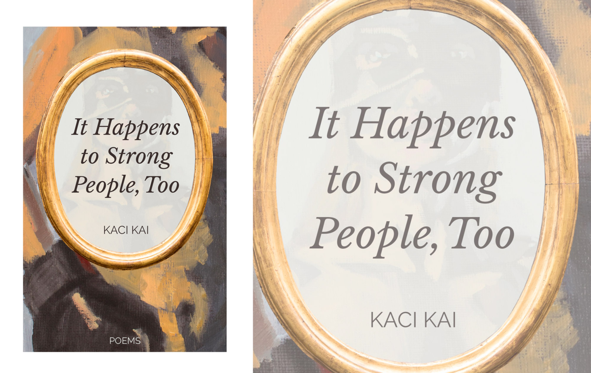 """It Happens to Strong People, Too"" Book Cover"
